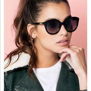 EUC Sonix Holland sunglasses black